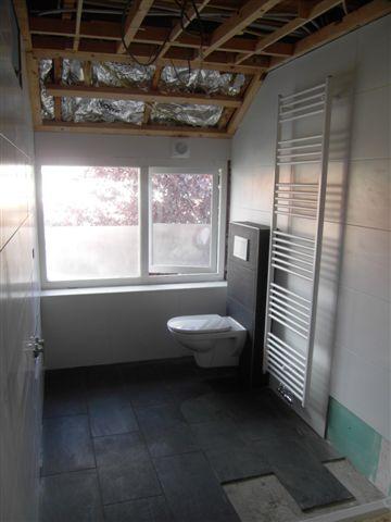 Renoveren badkamer Dordrecht - Bouwbedrijf De HaanBouwbedrijf De Haan